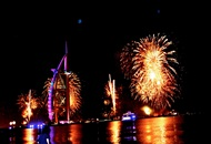Christmas and New Year Yacht Charter in Dubai image