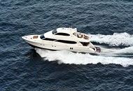 Rent Majesty 48 Yacht in Dubai Image