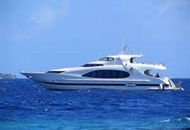Rent Majesty 90 Yacht in Dubai Image