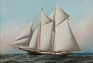 A Brief History of Yachting image