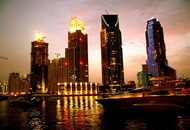 Sunset Yacht Trip in Dubai Image