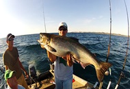 Fishing Trip on a Yacht Charter in Dubai Image