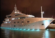 Rent Majesty 155 ft Luxury Yacht in Dubai Image