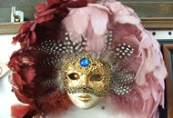 Masquerade Ball on a Yacht Charter in Dubai Image
