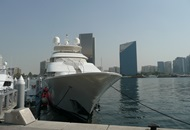 Visit Dubai Creek on a Yacht Charter in Dubai Image