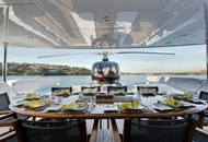 The Glamour on a Yacht Charter in Dubai image